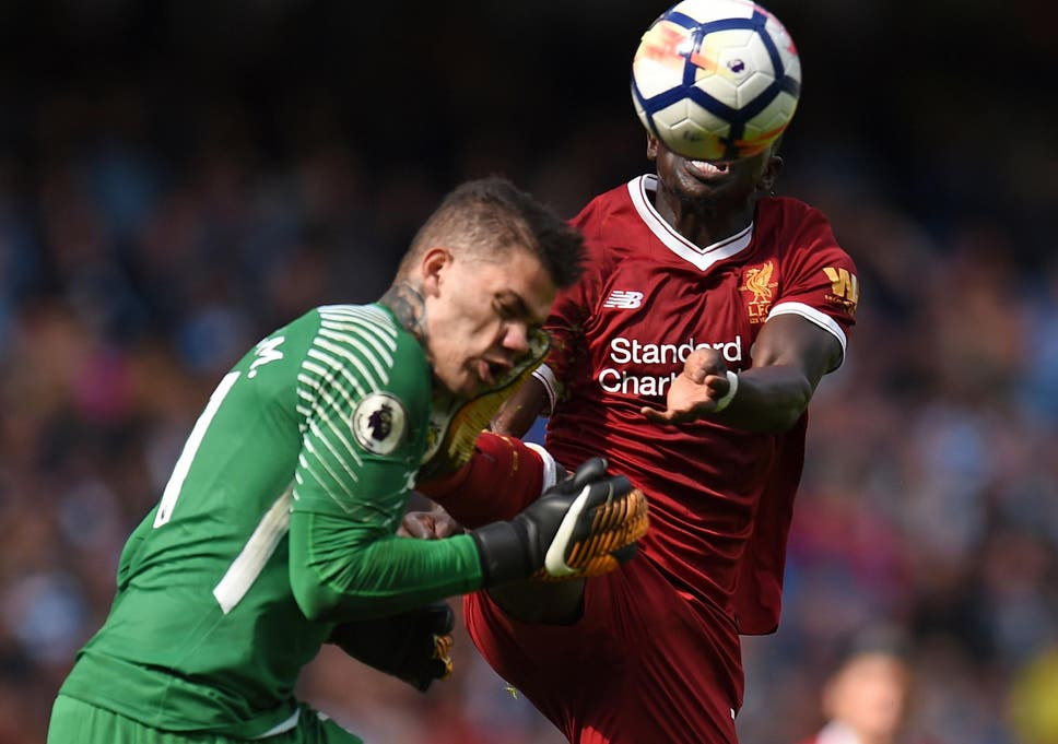 2e22457ce27 Liverpool s Sadio Mane apologised over red card challenge ...