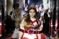 Chinese sites pull Dolce   Gabbana products to protest  racist ... 79e53c1db61a7