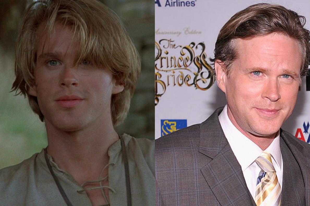 cary elwes westley - Christmas Story Cast Now