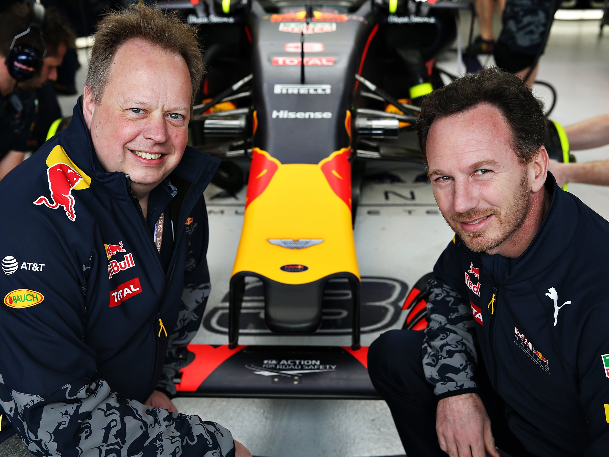 Red Bull To Be Renamed As Aston Martin Red Bull Racing From 2018 F1 Season The Independent The Independent