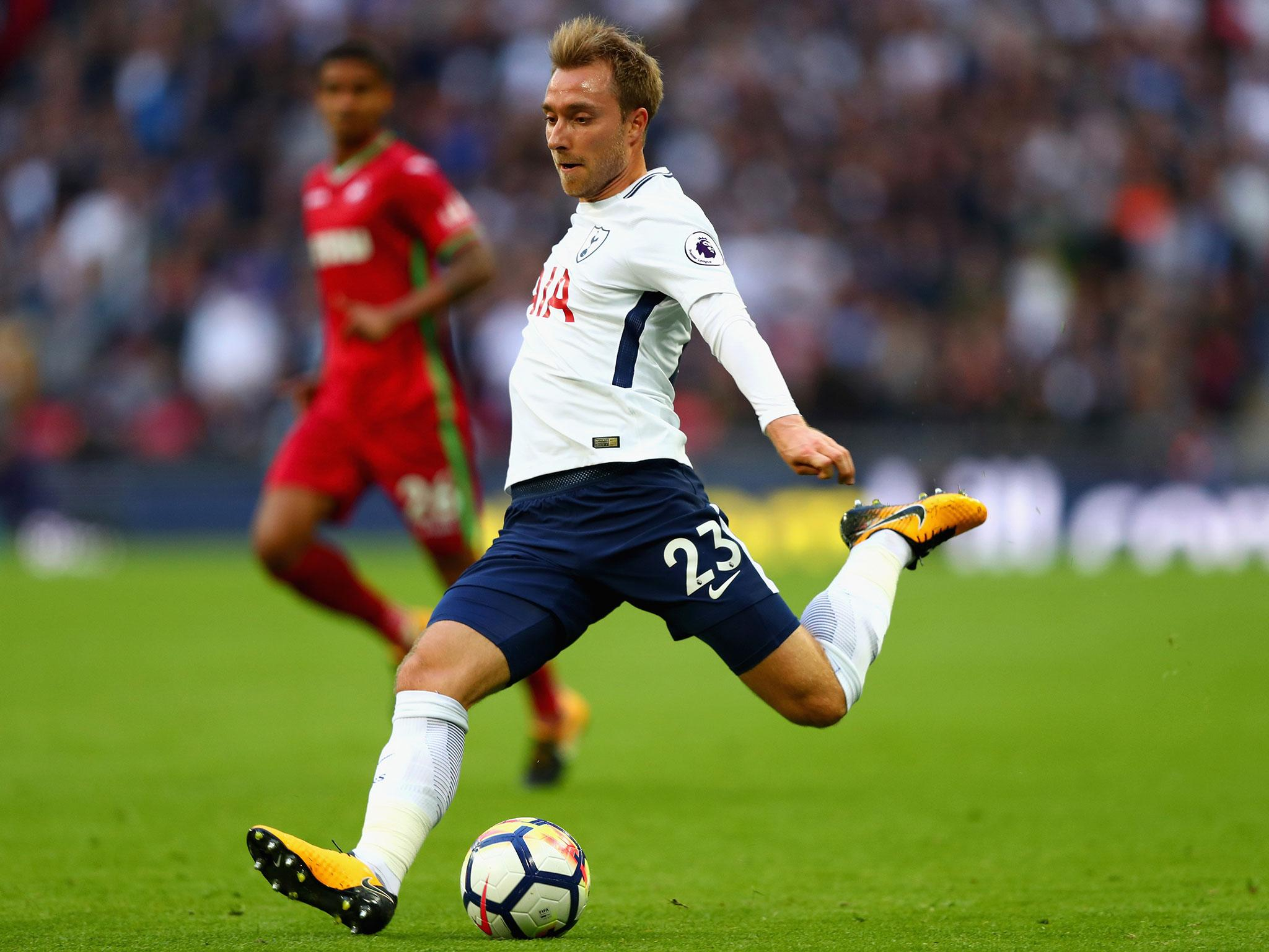 Christian Eriksen ruled out of Champions League clash with illness
