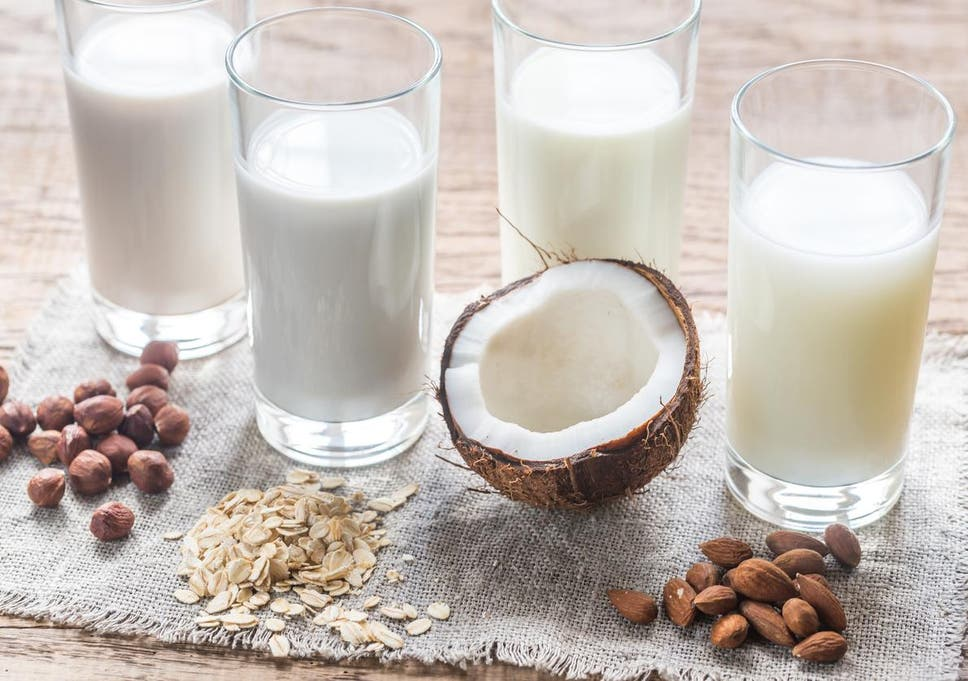 Dairy-free milks could leave consumers at risk of iodine deficiency