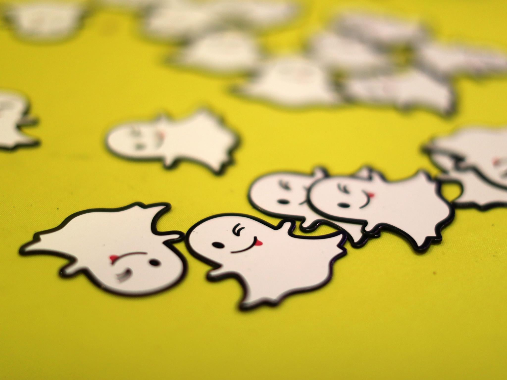 Snapchat Can Identify What Users Are Taking Pictures Of