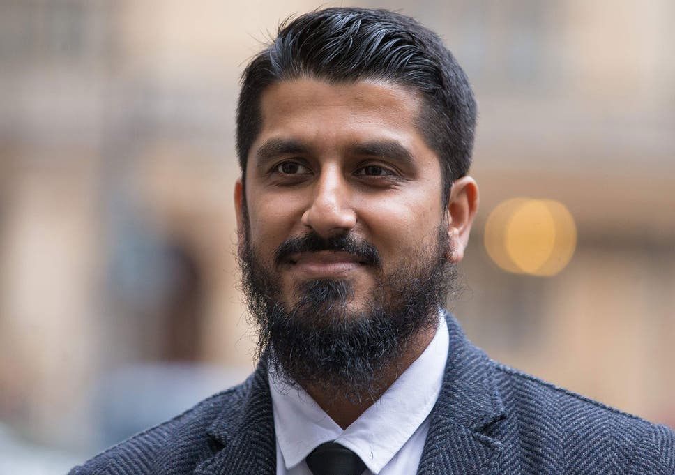 International director of campaign group Cage, Muhammad Rabbani, was  convicted at Westminster Magistrates'