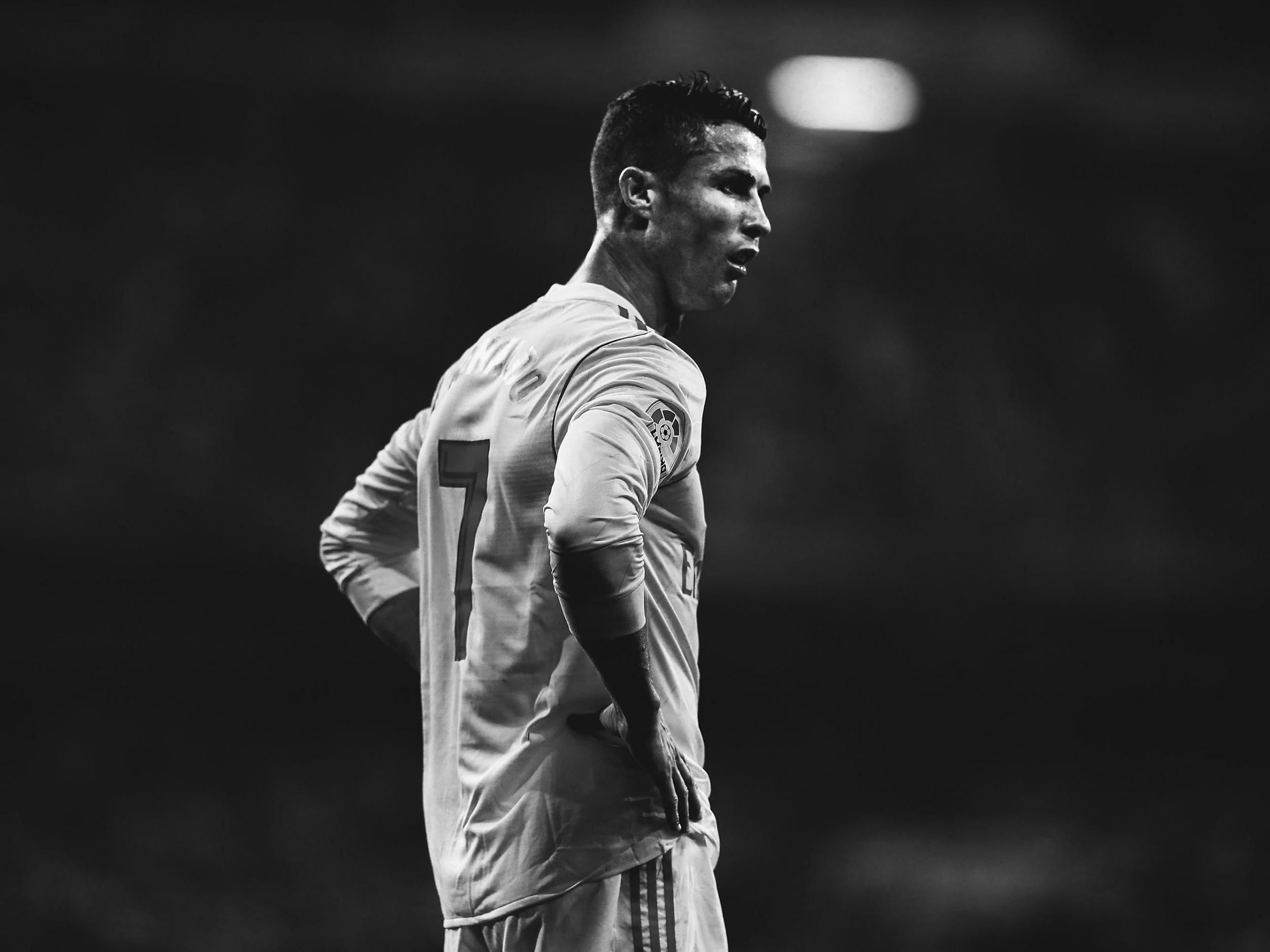 Art Of Cristiano Ronaldo Fans Wallpaper Sport Soccer: Barcelona Have Taught Real Madrid An Early Season Lesson