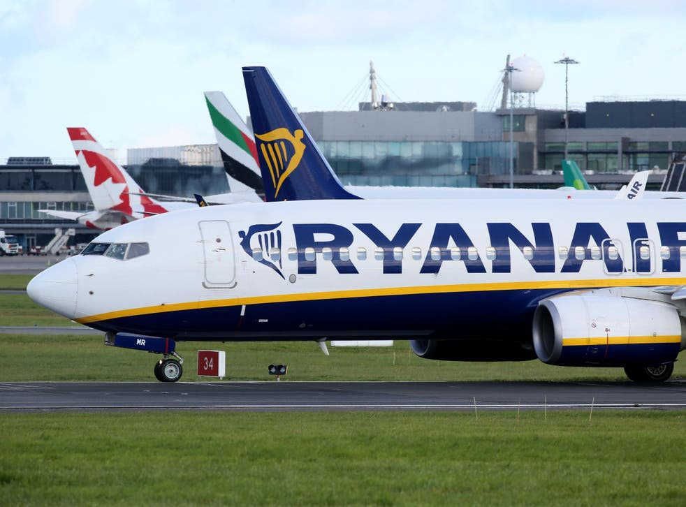 The low cost carrier is facing court action from a law firm