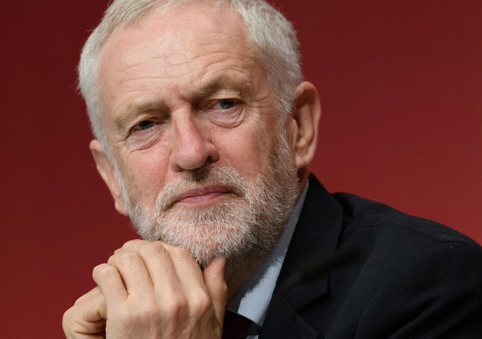 Jeremy Corbyn says picking up his brother's dead body was