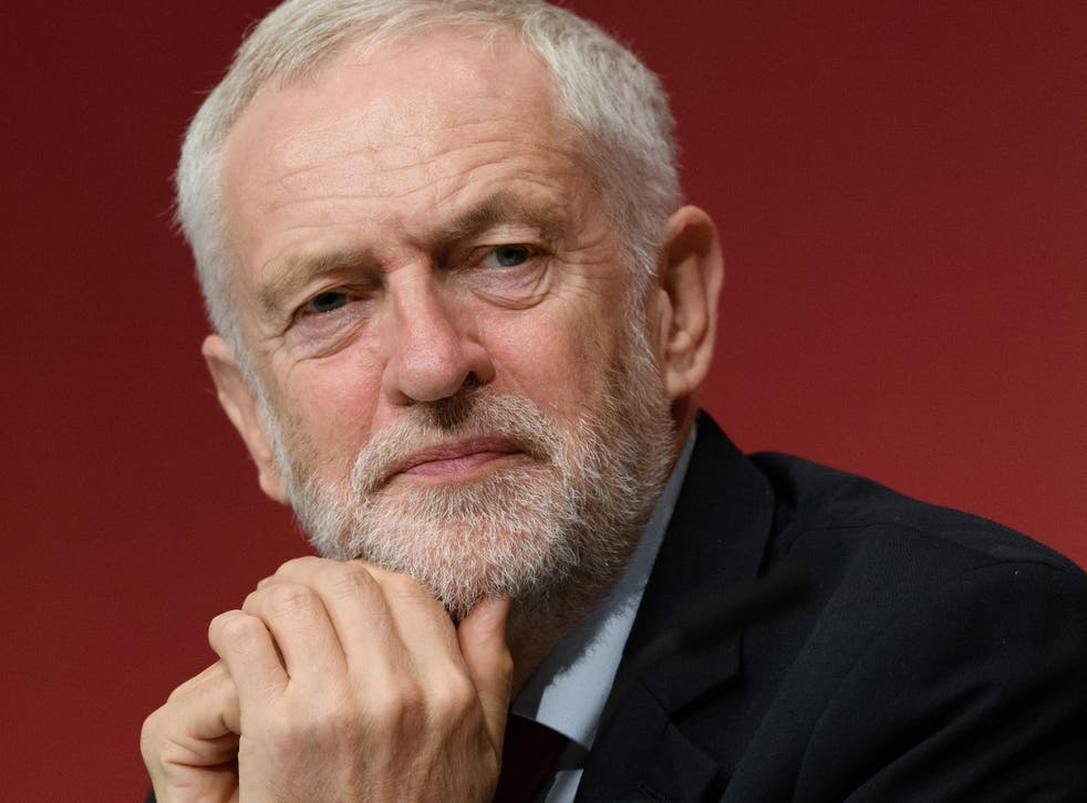 Mr Corbyn, who is the youngest of four brothers, says he was very close to Andrew who was the second brother