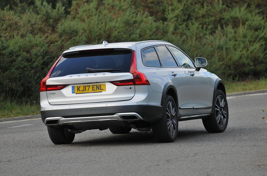 Review Volvo V90 Cross Country T6 The Independent