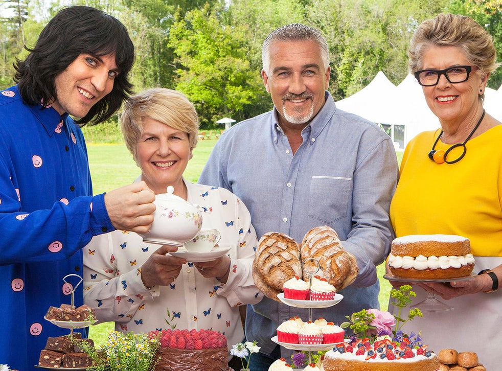 Paul Hollywood defends Prue Leith over Great British Bake ...