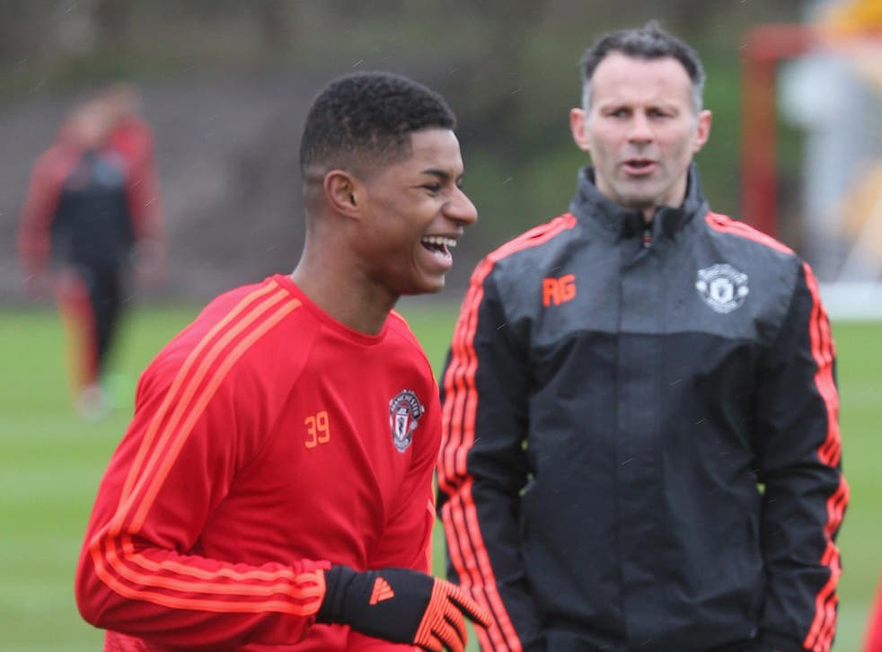 Ryan Giggs believes Marcus Rashford has all the attributes to be a world class player