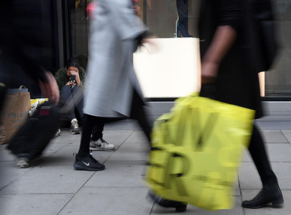 Official data showed household spending rose 1.6 per cent year-on-year in the three months to June