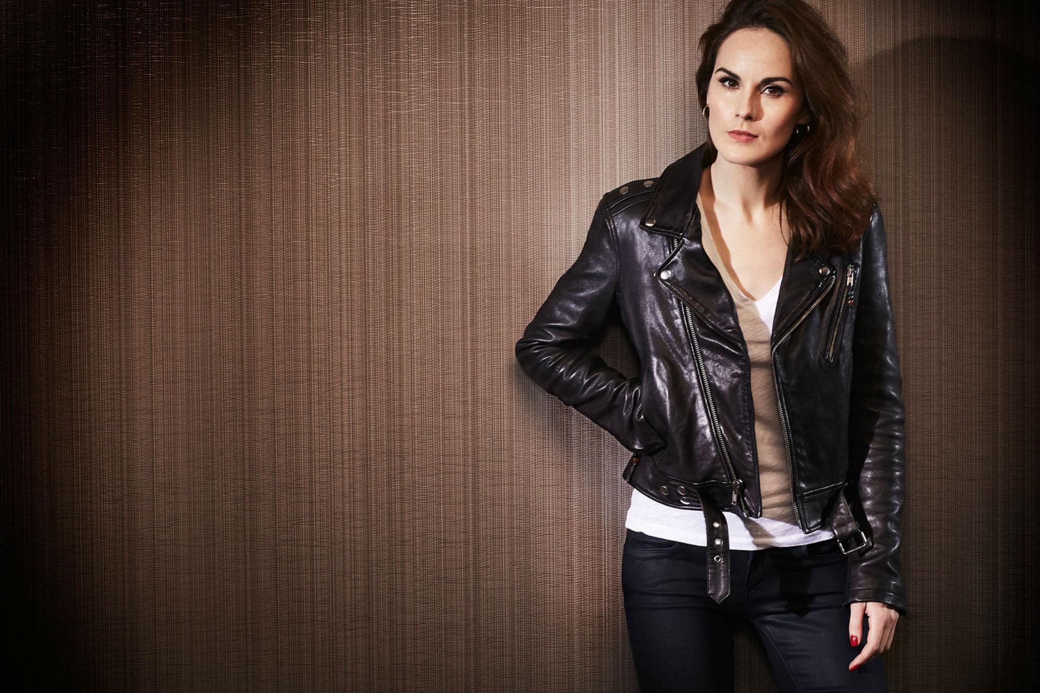 Michelle Dockery's New Role Is Her Most Important Yet