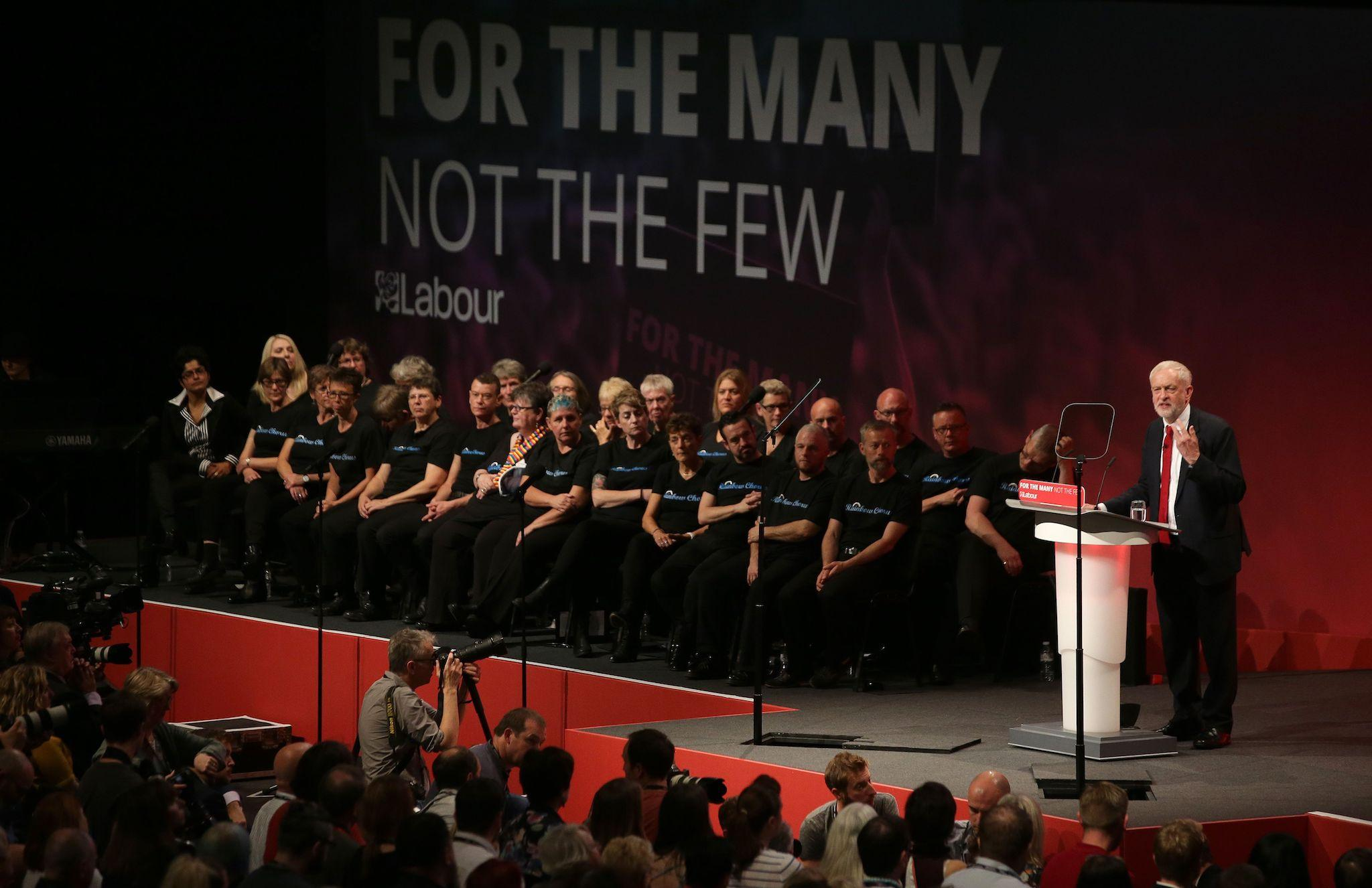 Labour Party conference: Read Jeremy Corbyn\u0027s speech in full | The ...