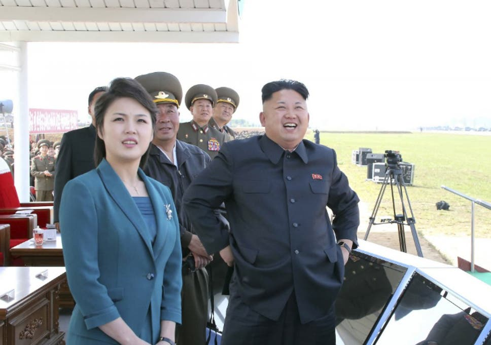 the mysterious life of kim jong un s wife ri sol ju who probably