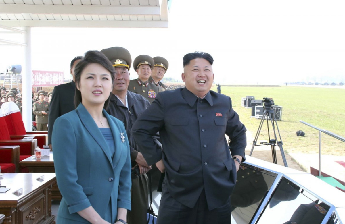 The Mysterious Life Of Kim Jong Un S Wife Ri Sol Ju Who Probably Has 3 Children And Frequently Disappears From The Public Eye The Independent The Independent