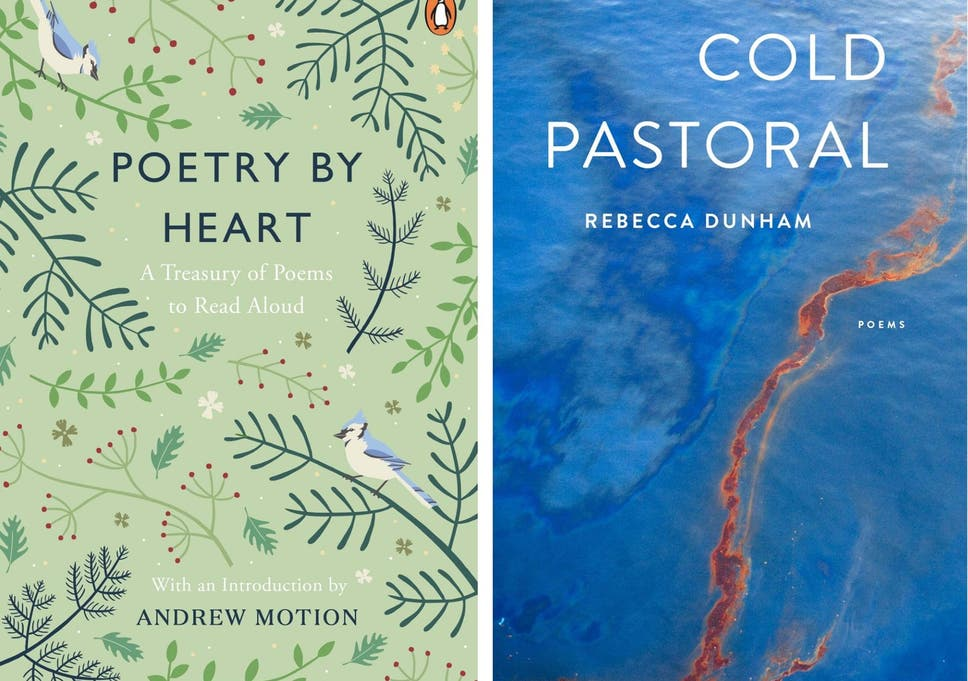 8 best poetry books the independent