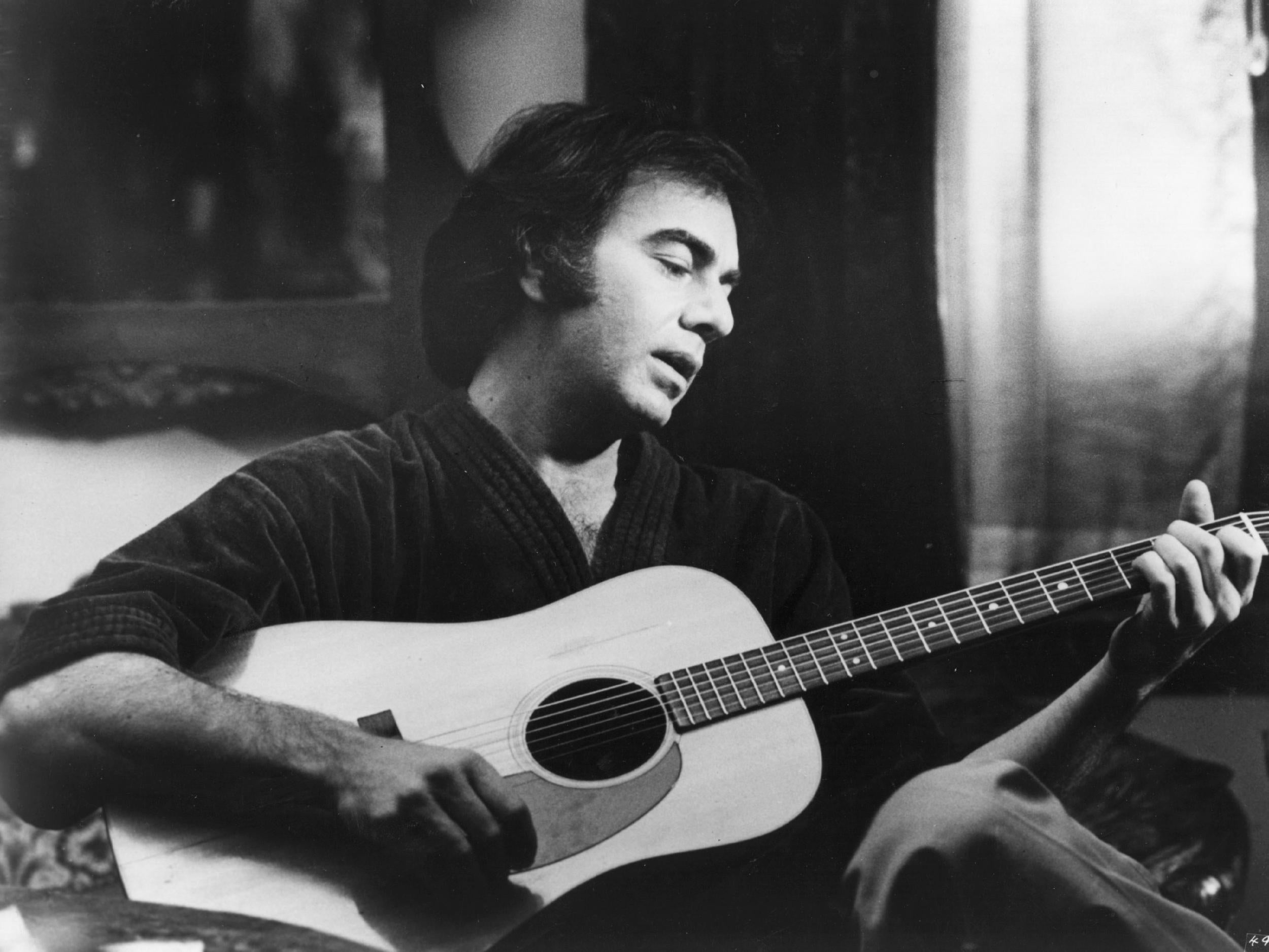 neil diamond the top 10 songs from rock s king of guilty pleasures the independent