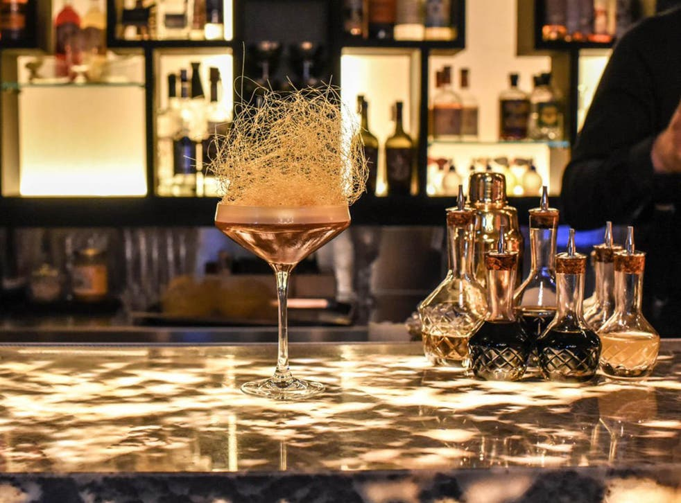 A match made in heaven: there's more to coffee cocktails than the Espresso Martini