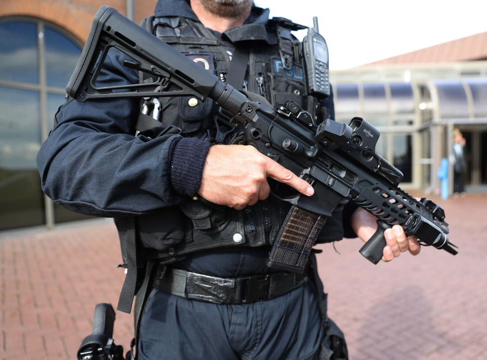 The man was arrested by counter-terror police at his home in Huddersfield on 2 June