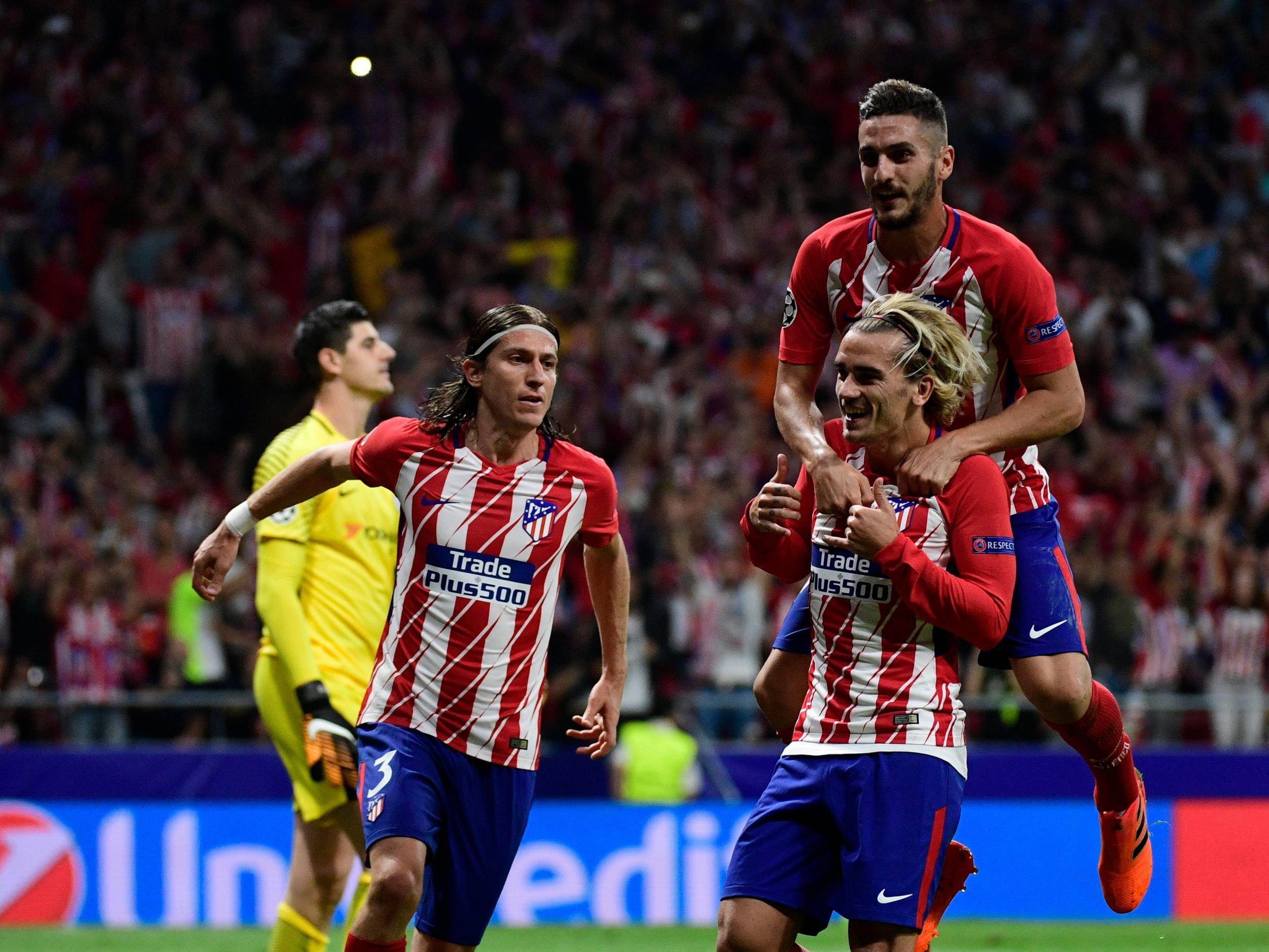 Atletico Madrid vs Chelsea - as it happened: Michy ...