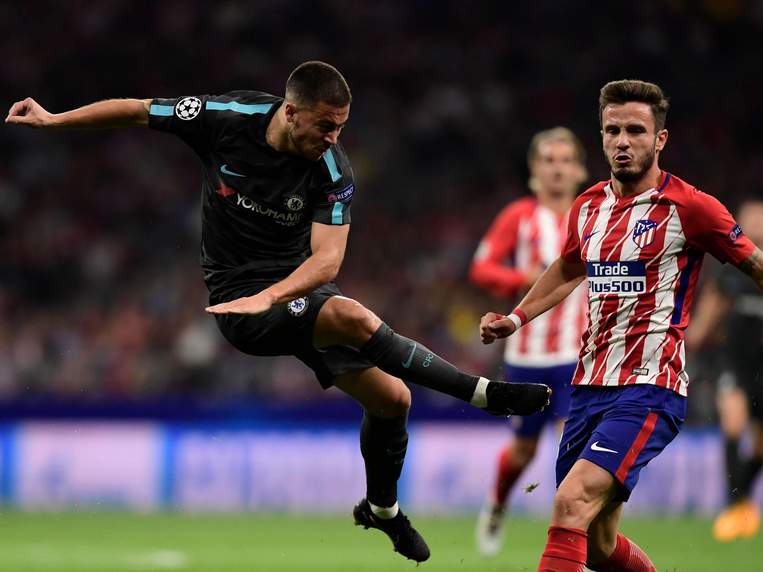 Antonio Conte urges Eden Hazard to fully exploit his talent on