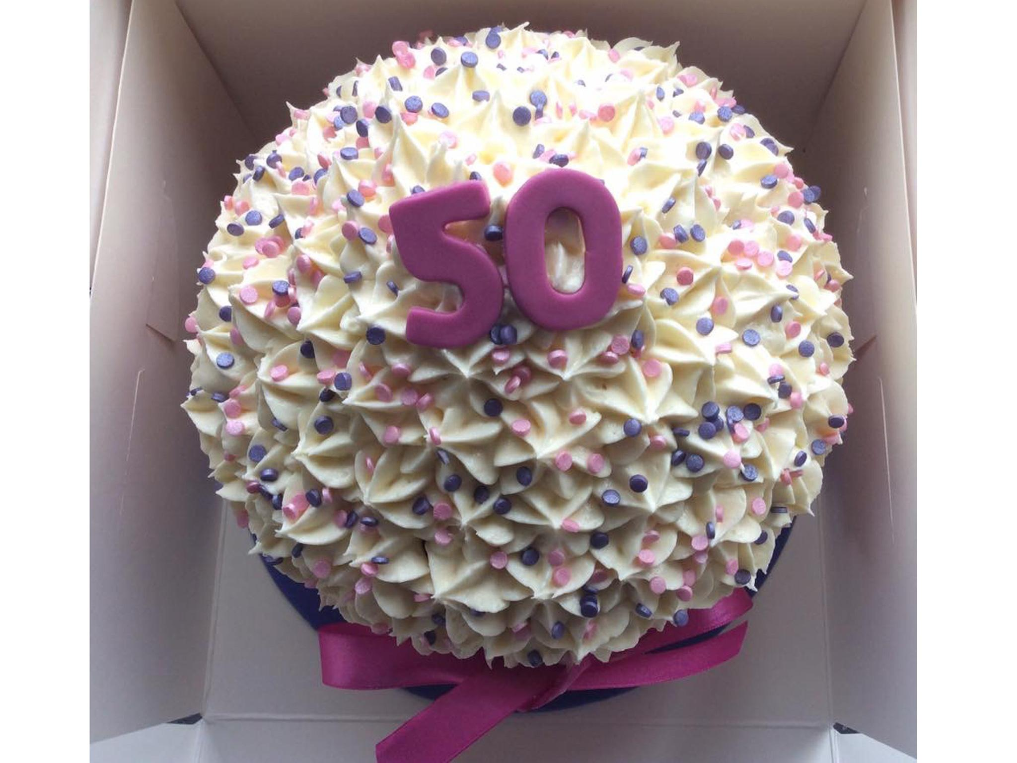 10 Best Gluten Free Birthday Cakes The Independent