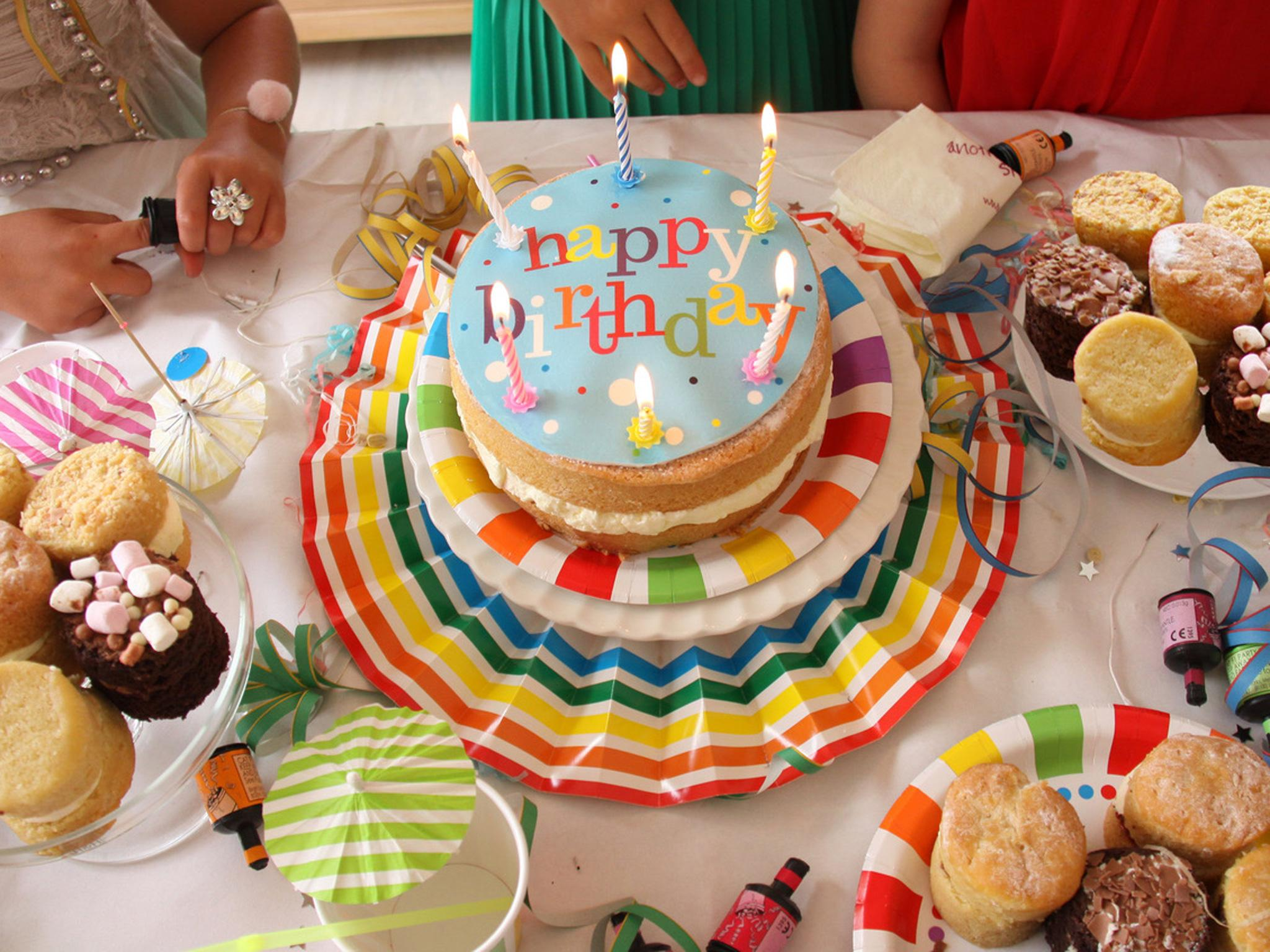 10 Best Gluten Free Birthday Cakes