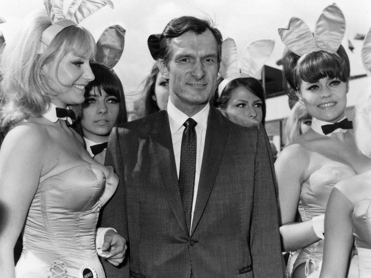 Hugh Hefner Created A Magazine That Was Decades Ahead Of Its Time The Independent The Independent