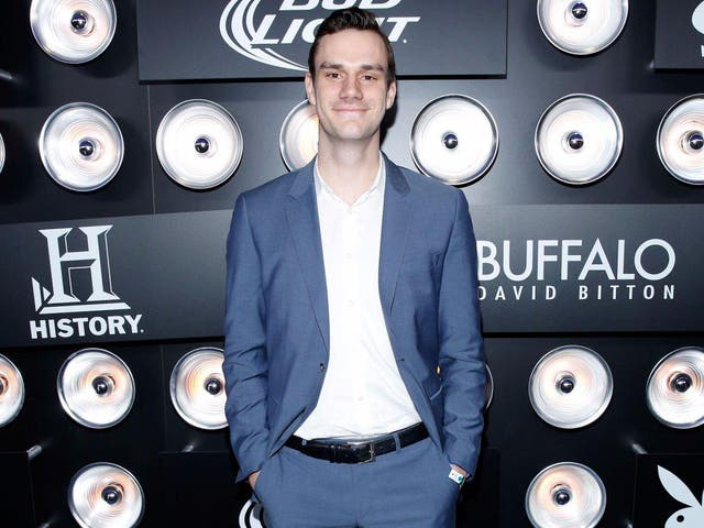 The Insane Life Of 26 Year Old Cooper Hefner Son Of The Late Playboy Millionaire The Independent The Independent