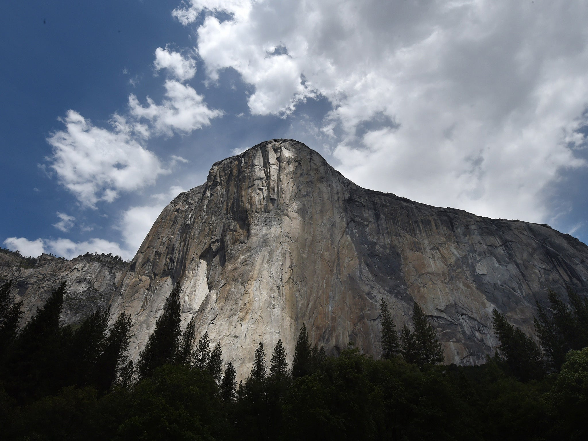 British climber dies after being crushed by falling rocks in Yosemite