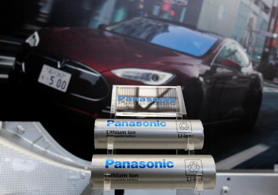 Panasonic set to make electric car batteries in old TV plant
