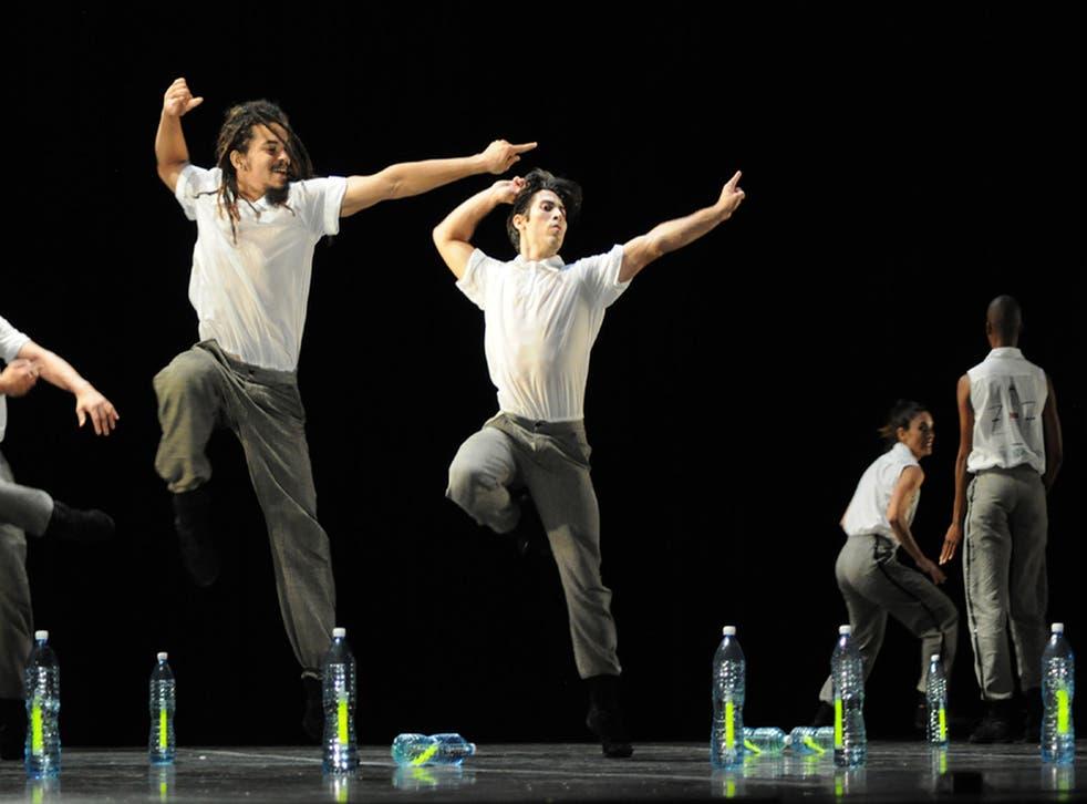 Acosta Danza dance Twelve
