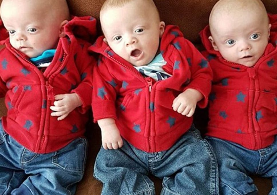 mother who found two of her triplets dead in cot pays tribute to her