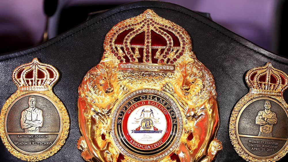 7e413366 Anthony Joshua vs Joseph Parker: What belts are they fighting for ...
