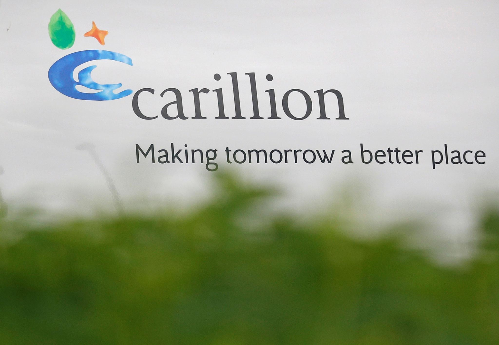Carillion collapse - as it happened: Government and unions