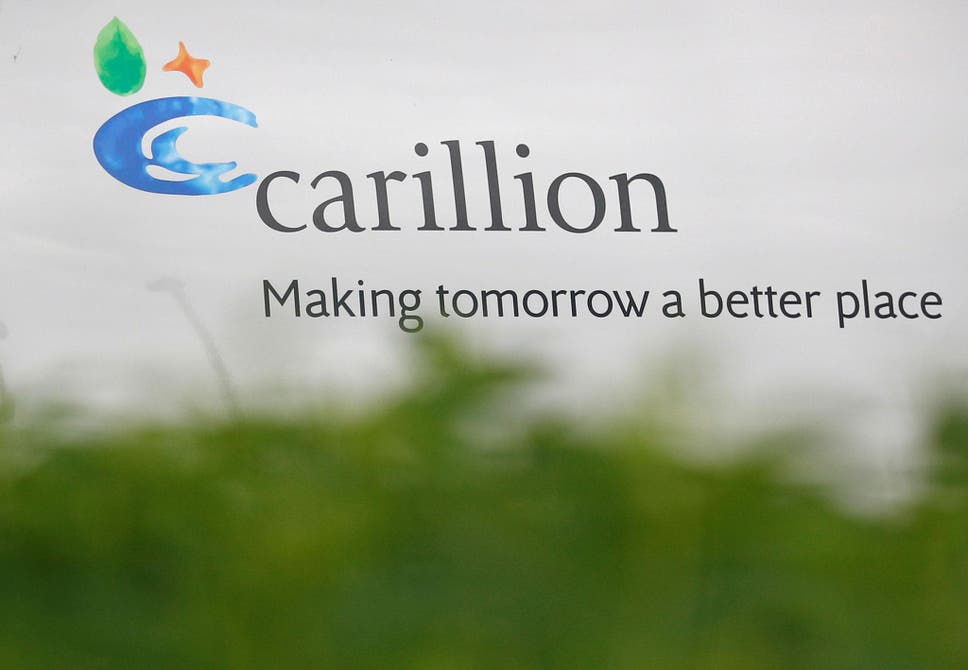 Government faces questions over Carillion contracts as crisis talks ...