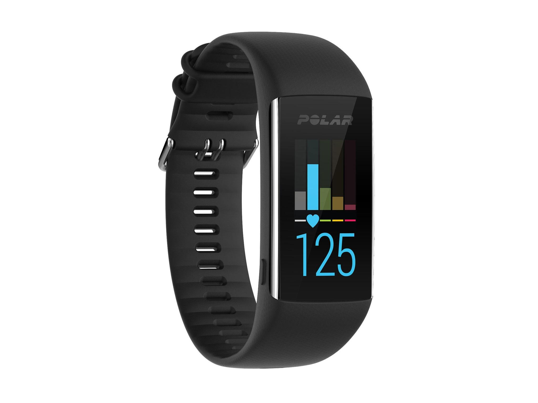10 Best Fitness Trackers The Independent Couk O View Topic Led Stair Lights Require Wiring In Series Polar A370 Is Aesthetically Pleasing With A Large Full Colour Display Screen And Soft Interchangeable Watch Buckle Style Strap