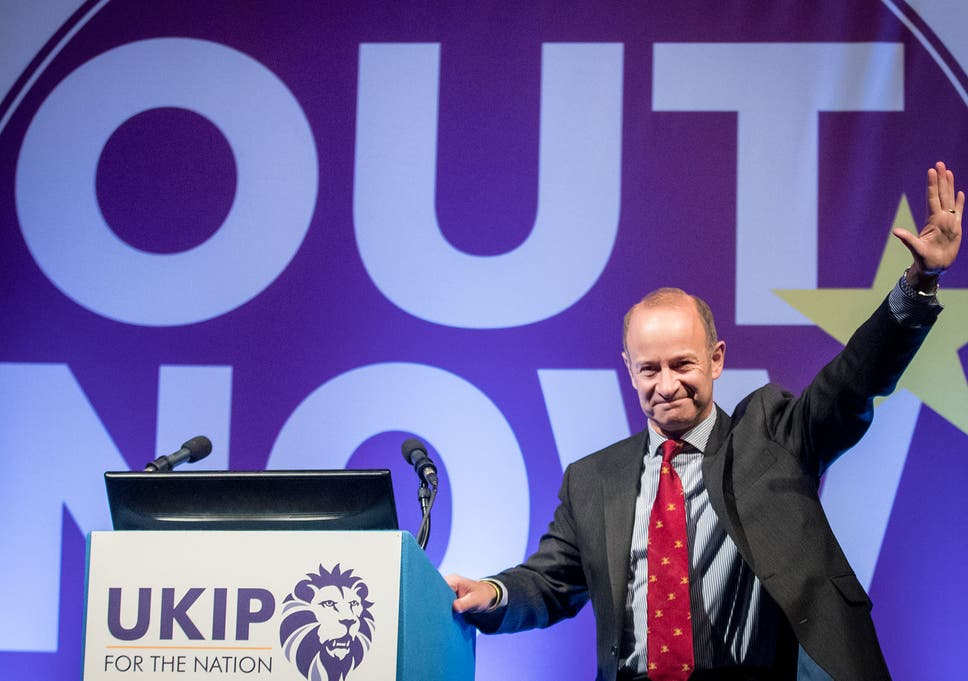 What are ukip views on homosexuality in christianity