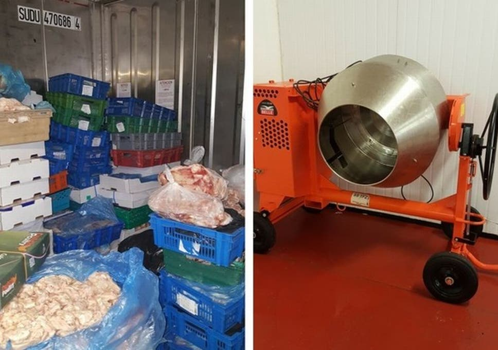 Kebab Shop Supplier Jailed For Using Cement Mixer To Make Chicken