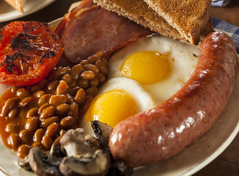 The classic fry-up may never have been healthy option, but it cooking one may be more harmful than first thought
