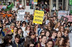Abortion law in Ireland might soon be changed