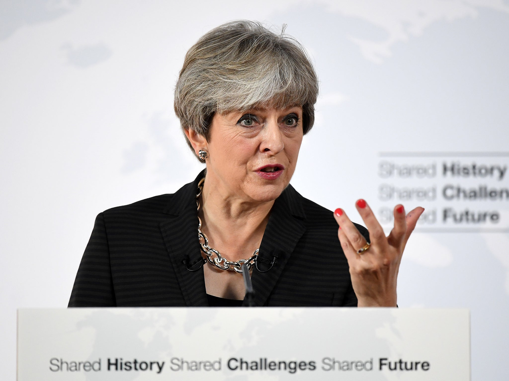 Theresa May's Brexit plans in ruins after France and Germany 'reject transitional arrangement'