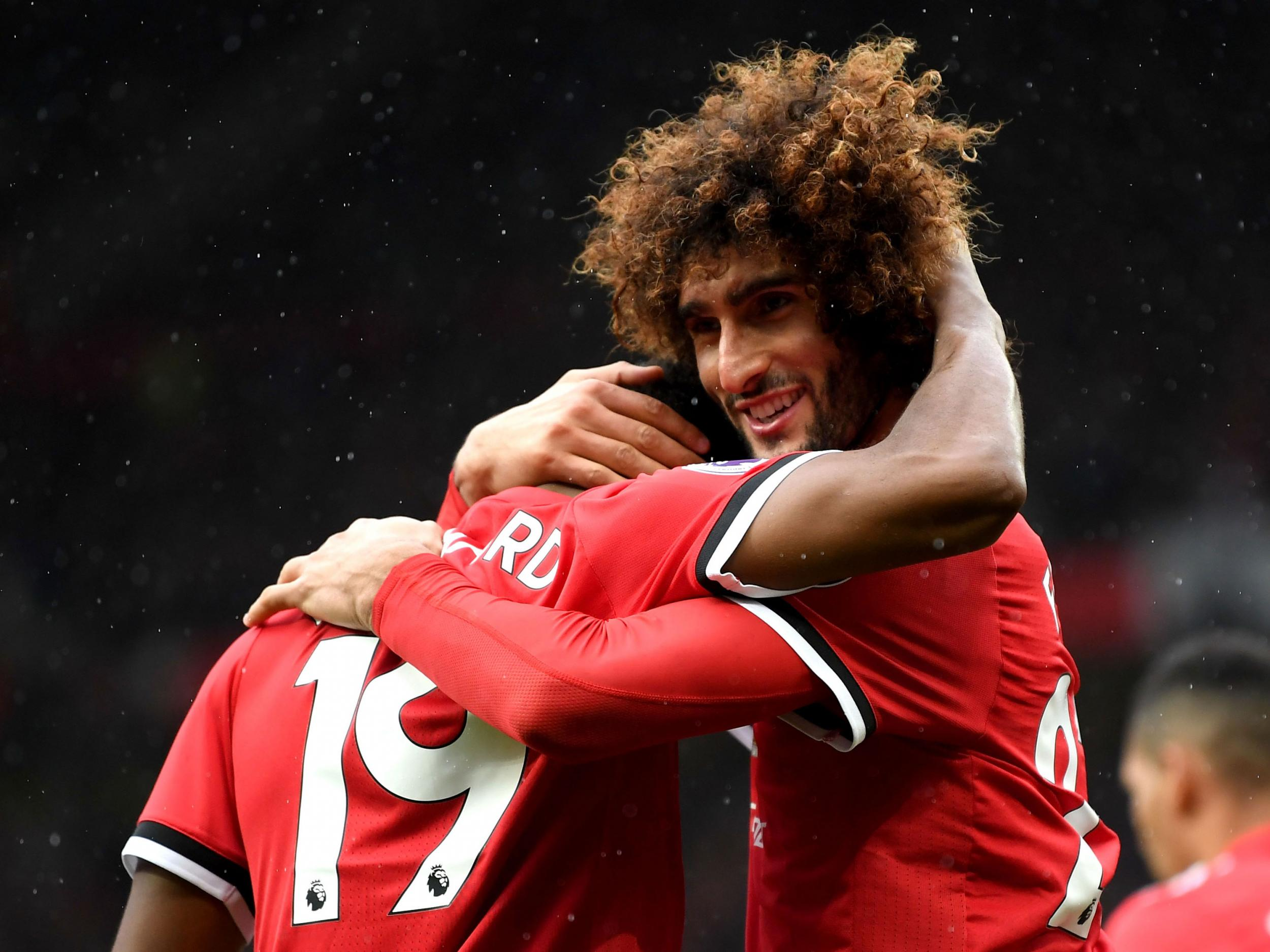 Manchester United manager Jose Mourinho hails strong character