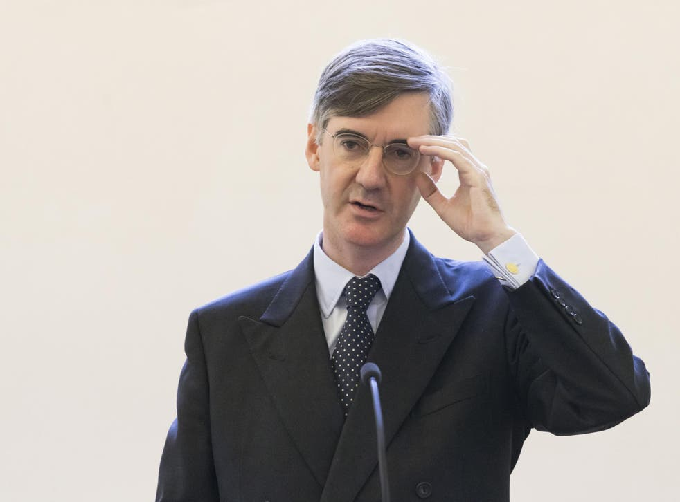 """Jacob Rees-Mogg also suggested the Conservative election campaign had been about """"being horrible to old people and taking all the money"""""""