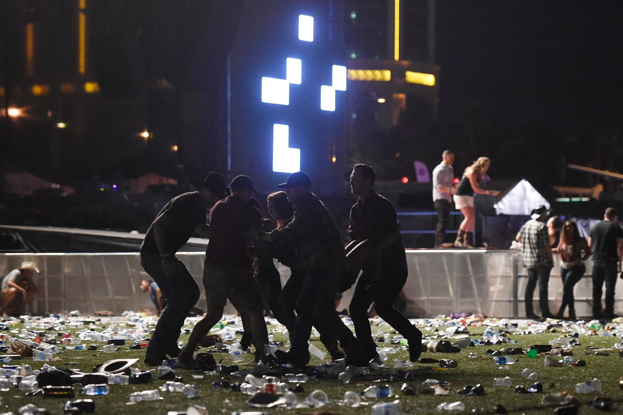 Las Vegas shooting tops list of deadliest mass shootings