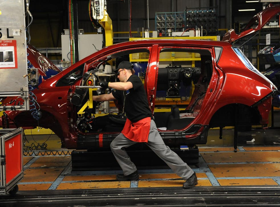 The car industry provides more than £77.5bn to the UK economy