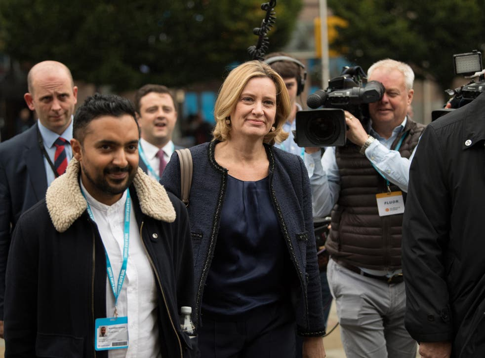I urge Amber Rudd to work with, not against, tech experts