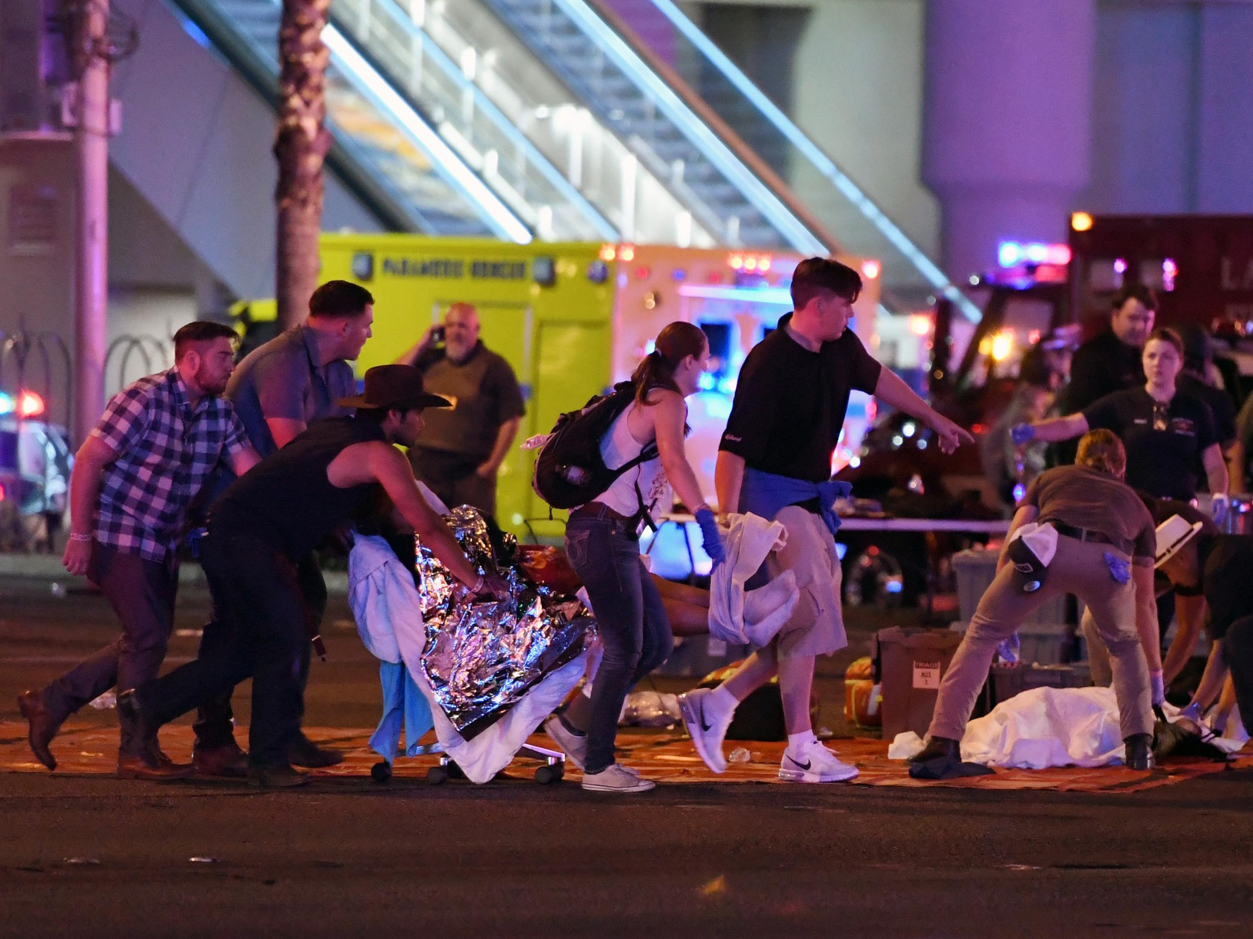 Nevada state law defines Las Vegas mass shooting as an act of