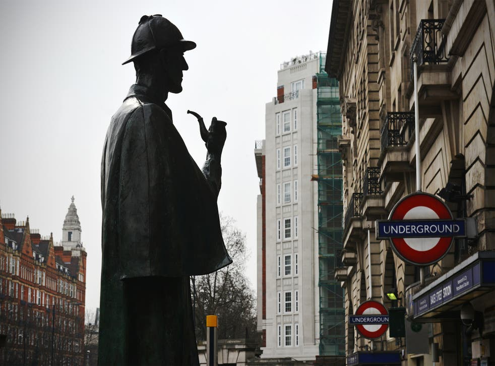 Grab your magnifying glass and head to these Holmes hotspots